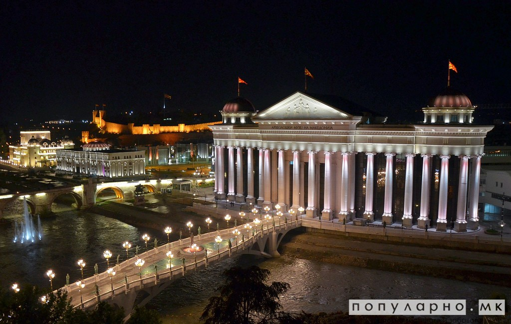 Хафингтон пост: Десет причини да се посети Македонија