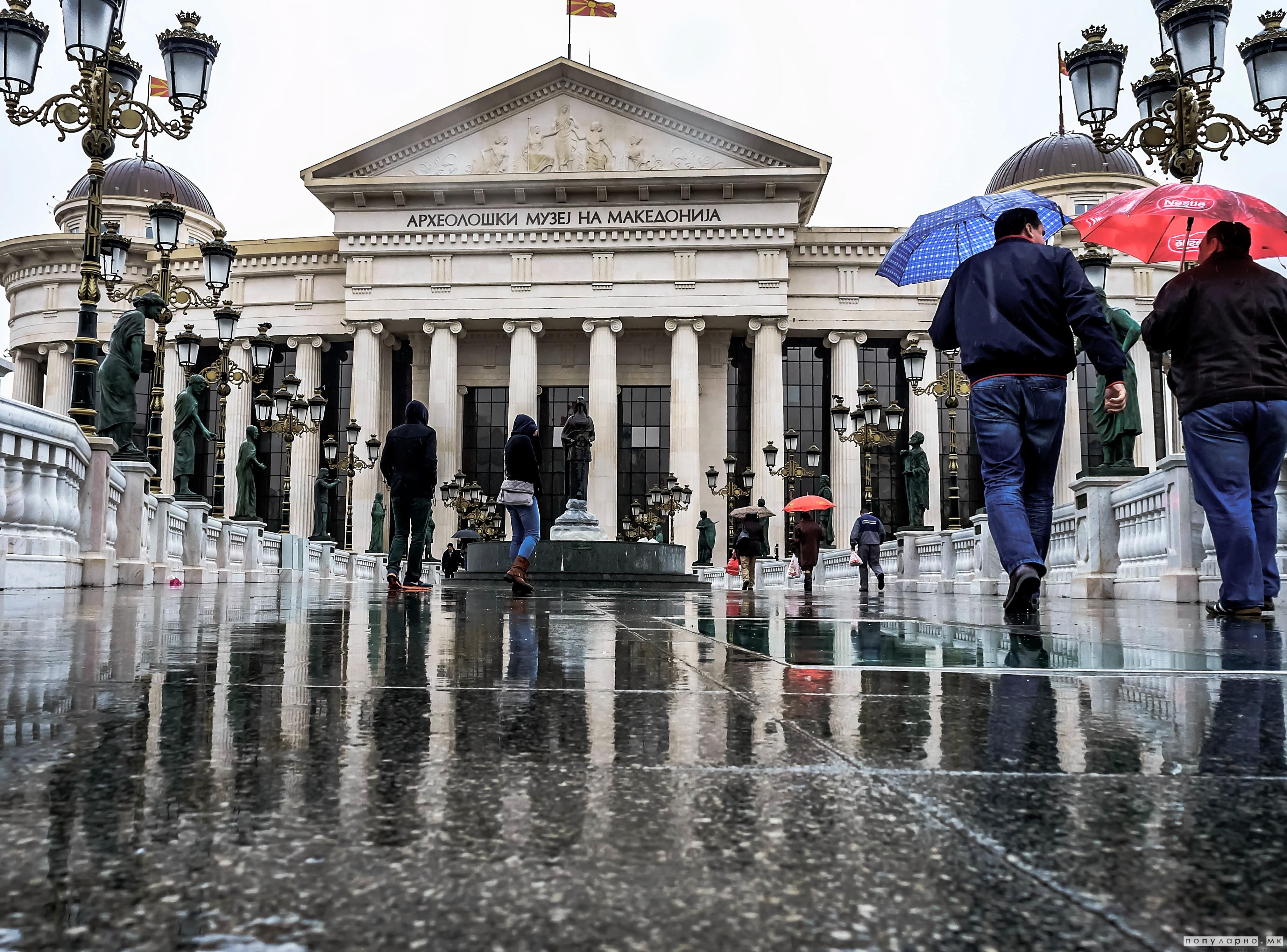 Од недела снег и дожд во Македонија