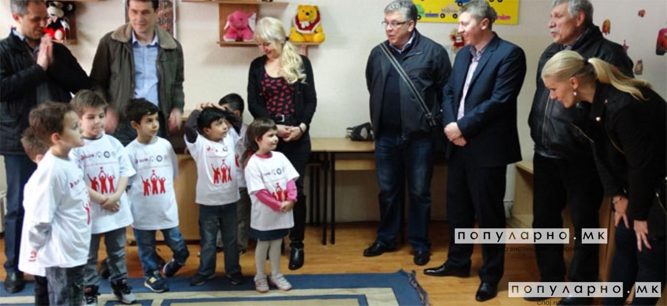 ФОТО: Македонија го одбележува Меѓународниот ден на спортот