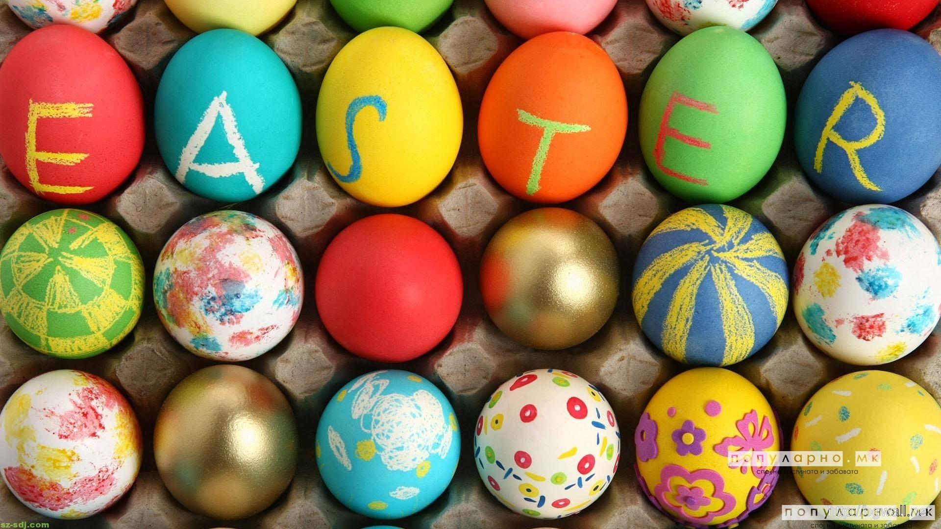 Велигденските симболи и традиции ширум светот