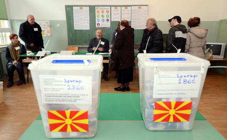 """ДИК: """"Излезноста на референдумот за ГТЦ до 10 часот изнесува 5,56 проценти"""""""