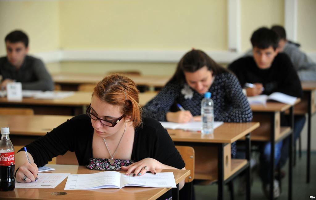 МОН: Полагањето државна матура ќе продолжи и оваа учебна година