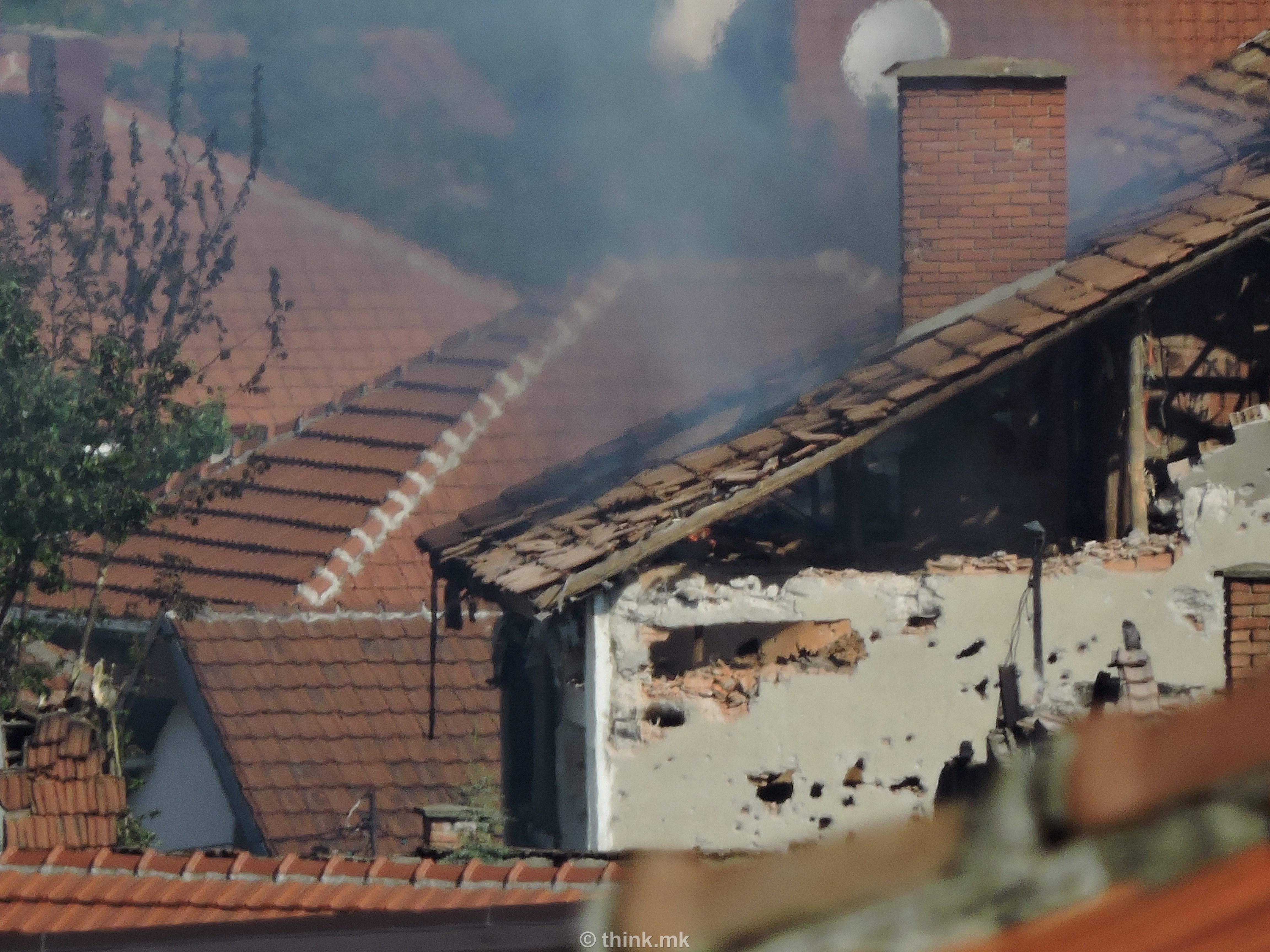 ФОТОГАЛЕРИЈА: Куманово после тензичната ноќ