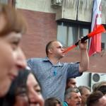 ФОТОГАЛЕРИЈА: Десетици илјади граѓани побараа оставка од Владата