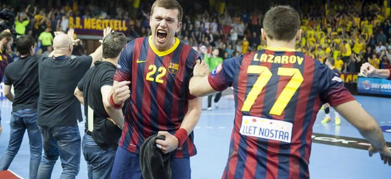Кире Лазаров ќе игра во финалето на Лигата на шампионите