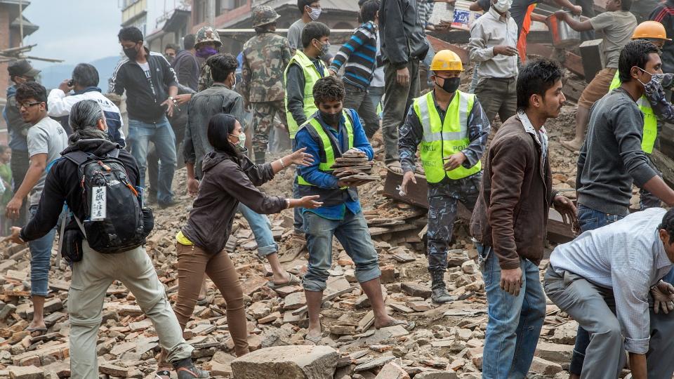 Пронајдени уште 50 тела по земјотресот во Непал