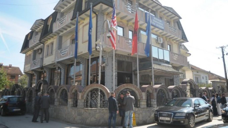 Експлозија пред седиштето на ДУИ во Мала Речица - повредени нема