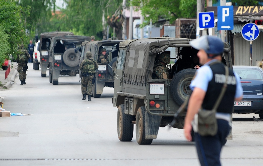 Акцијата во Куманово се уште трае, дел од терористичка група и се предала на полицијата