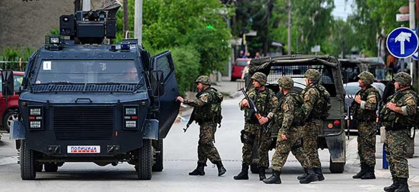 Разбиена дел од терористичката група во Куманово
