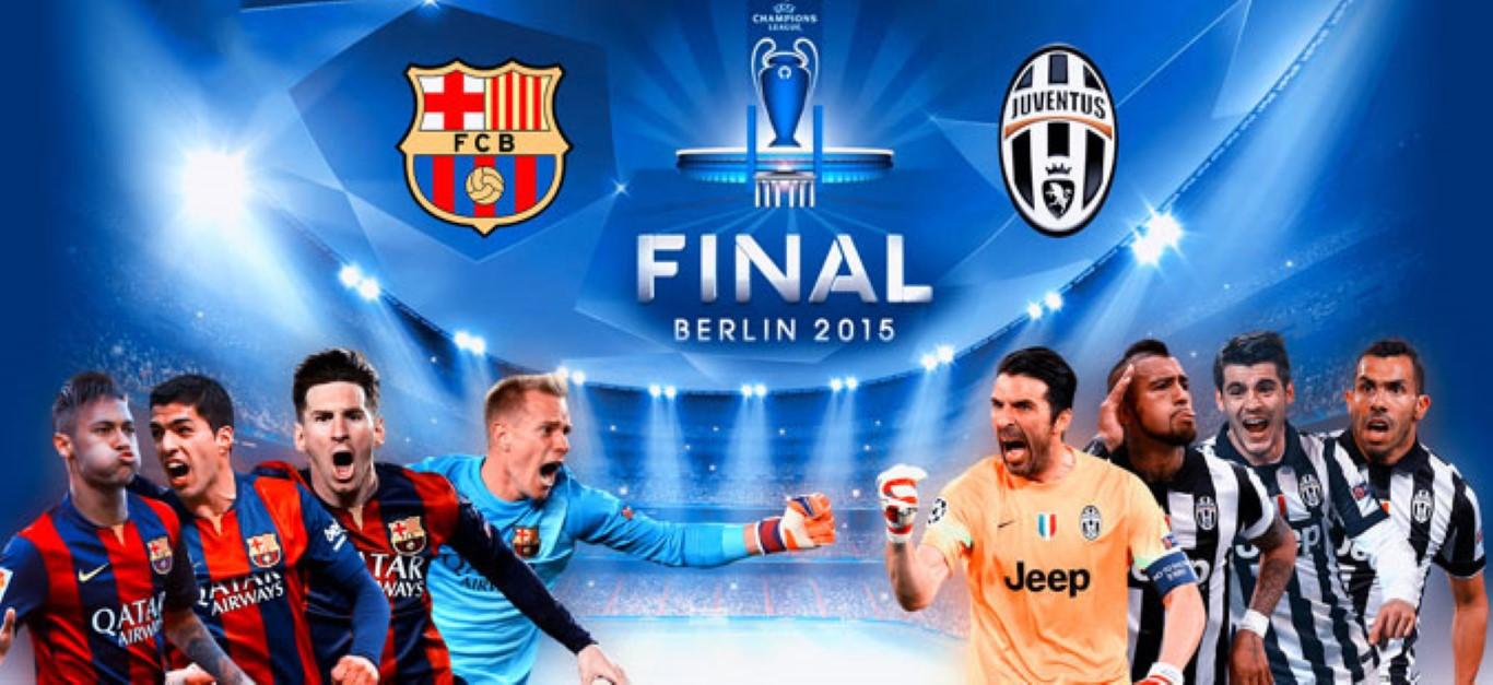 Барселона и Јувентус во борба за шампионскиот трофеј во ЛШ