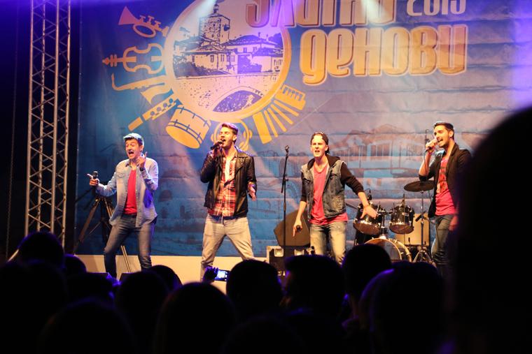 """ФОТОГАЛЕРИЈА: Иксфакторска забава на првата """"златна вечер"""" во Кратово"""