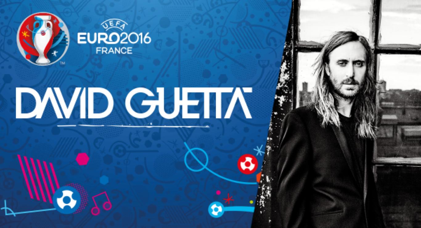 Дејвид Гета ќе ја компонира химната за Европското првенство на фудбал 2016