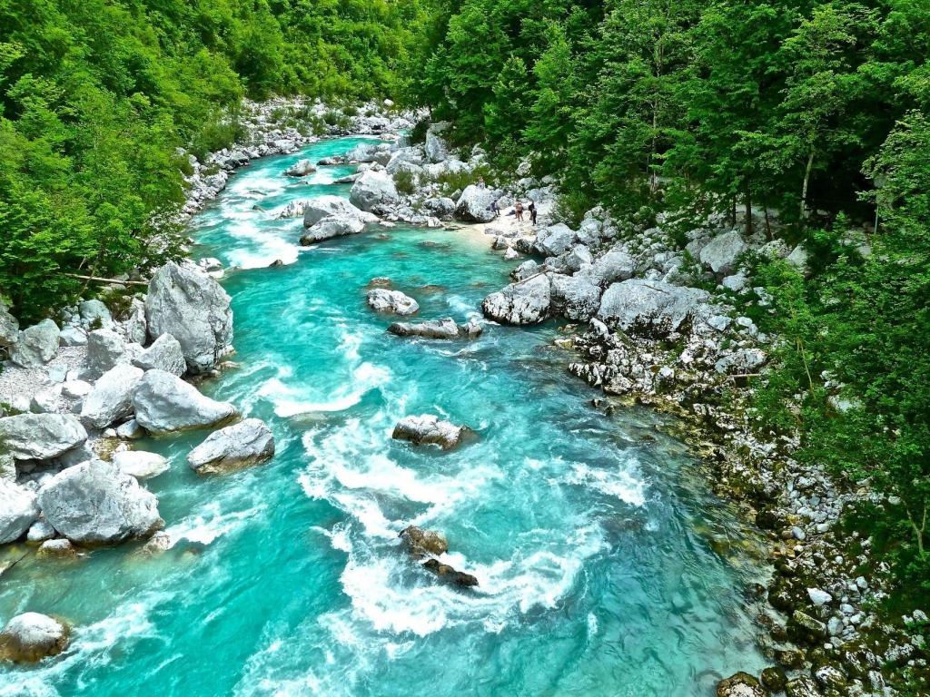 Реката Соча во Словенија меѓу петте најубави во светот