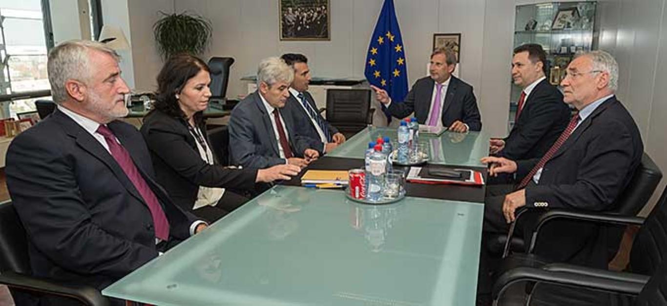 Преговорите во Брисел траат и можно е да продолжат до полноќ