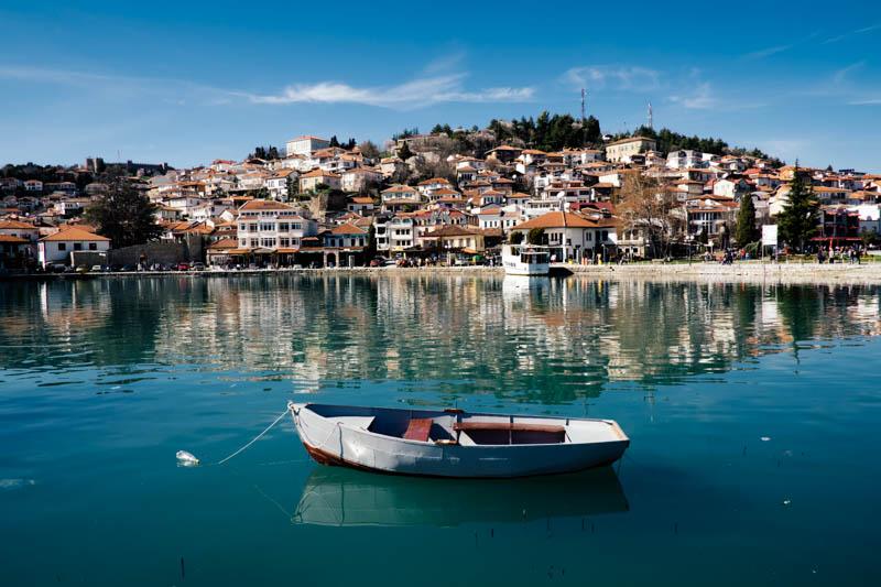 Ќе се реконструира градскиот кеј на Охридското Езеро
