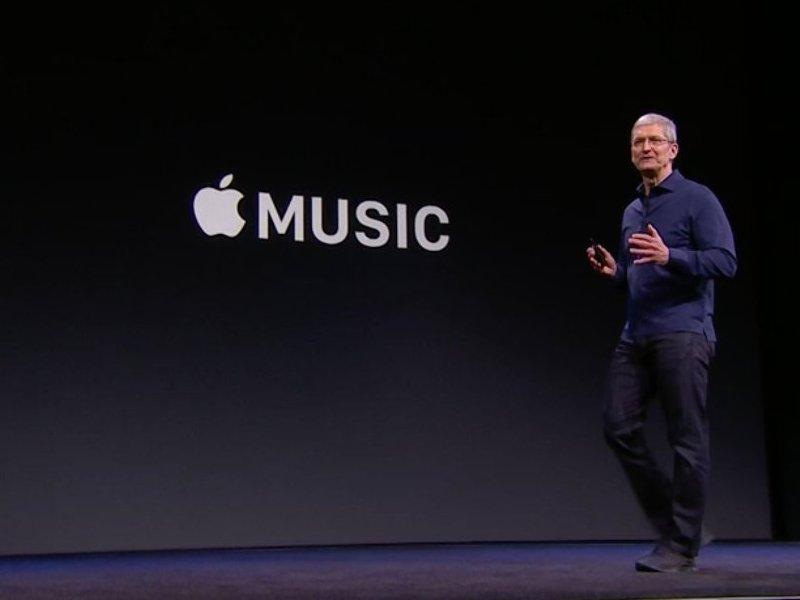 Apple претстави нов музички стрим сервис - Apple Music