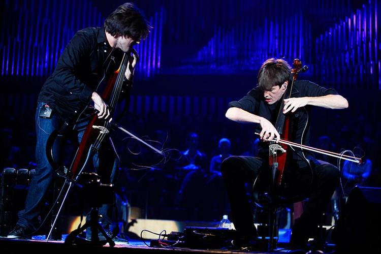 """Откажан настапот на """"2 Cellos"""" на """"Охридско лето"""""""