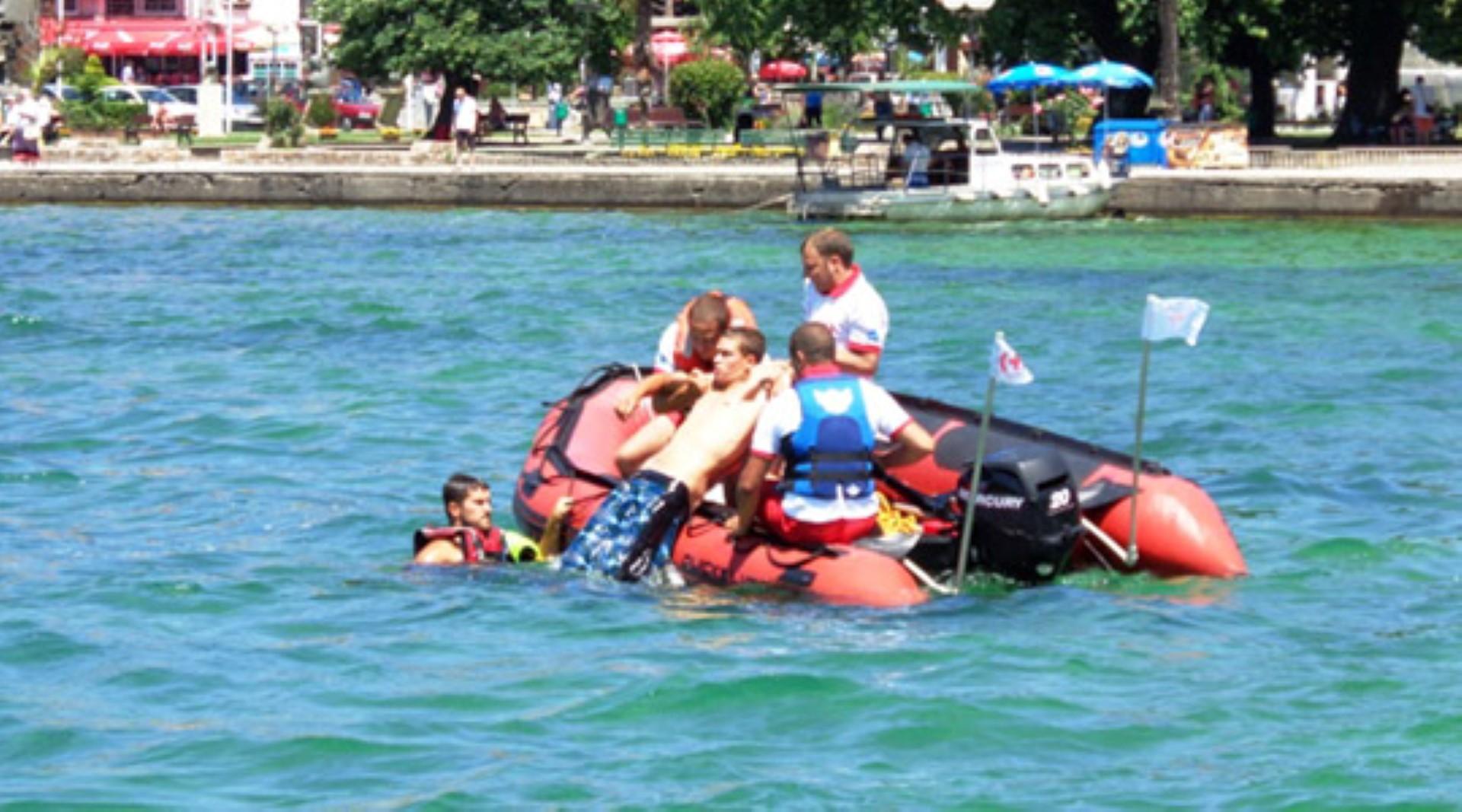 Дел од плажите на охридско-струшкото крајбрежје немаат спасители