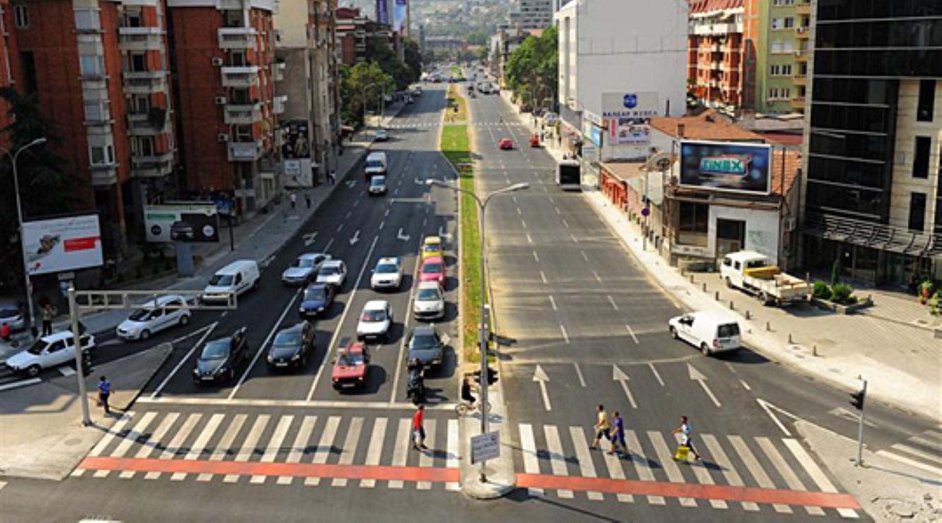 Посебен режим на сообраќај поради натпреварот Вардар - Апоел