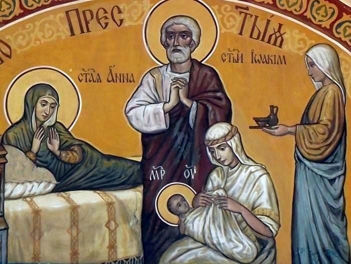Денеска е Рождество на Пресвета Богородица - празник на Мајката на сите мајки