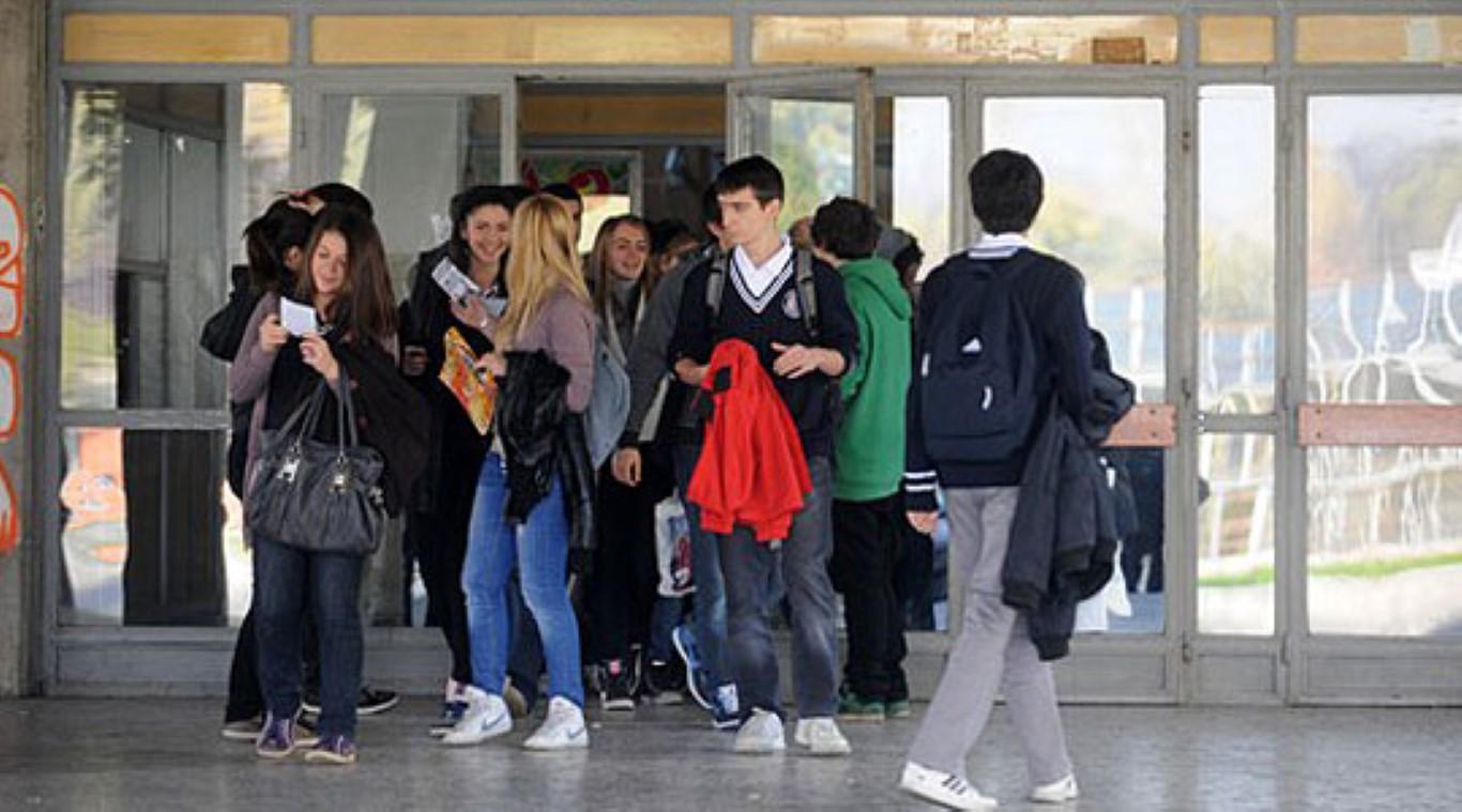 """Учениците од """"Арсени Јовков"""" пуштени на домашно лекување"""