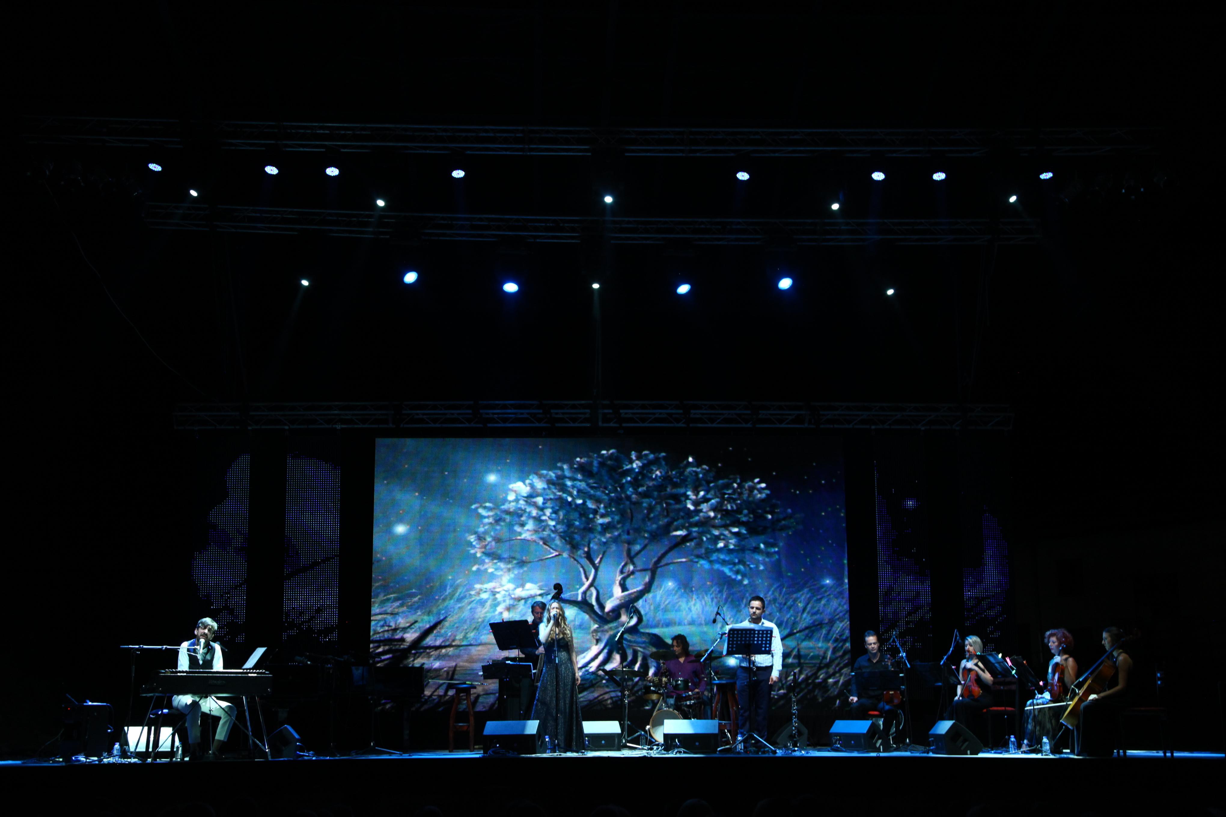 Голем концерт на Дуке Бојаџиев и пријателите во Метрополис арена