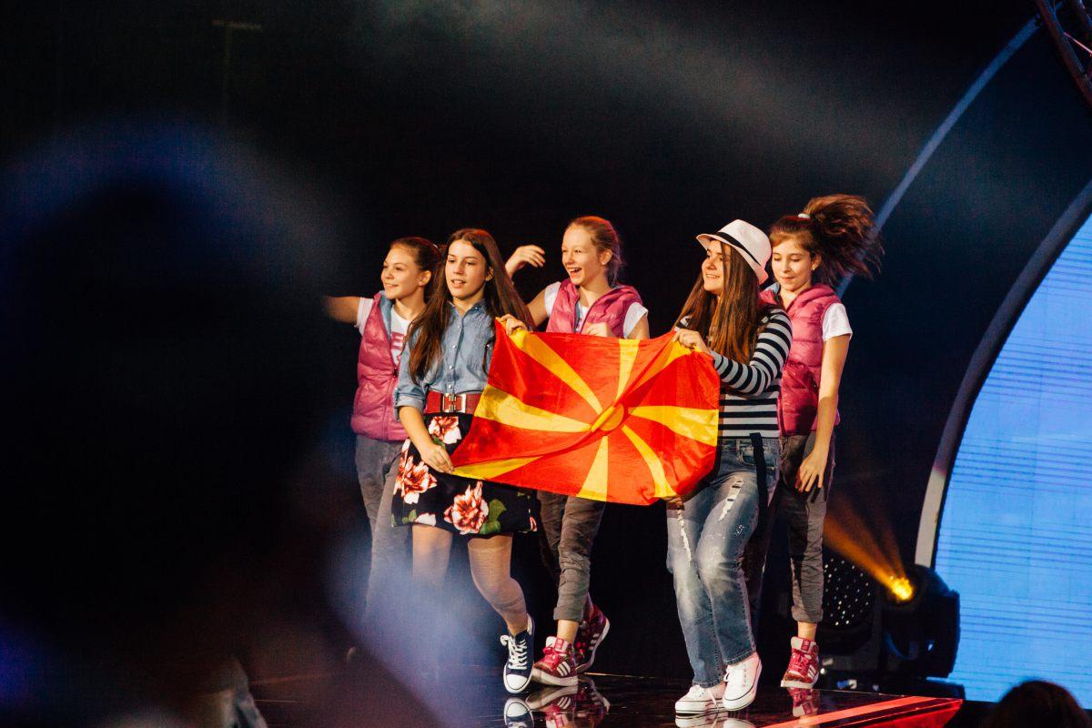 Македонија последна на јуниорската Евровизија во Бугарија