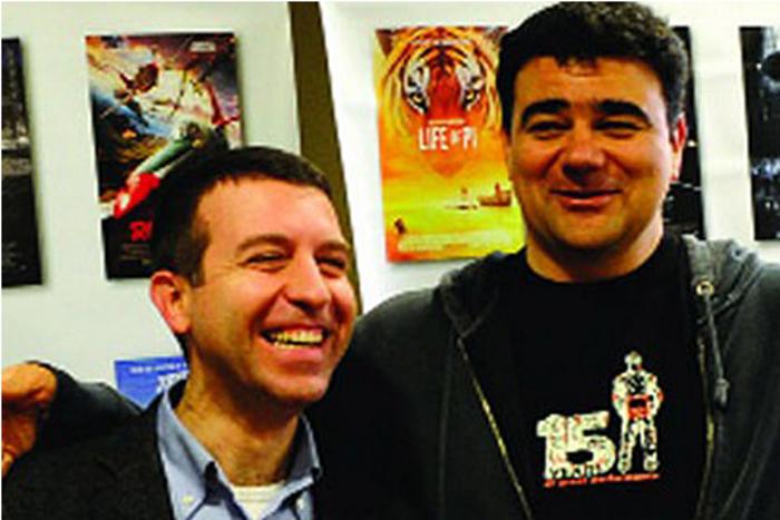 Македонската компанија ФХ3Х работеше на 11 од вкупно 20 филмови во игра за Оскар