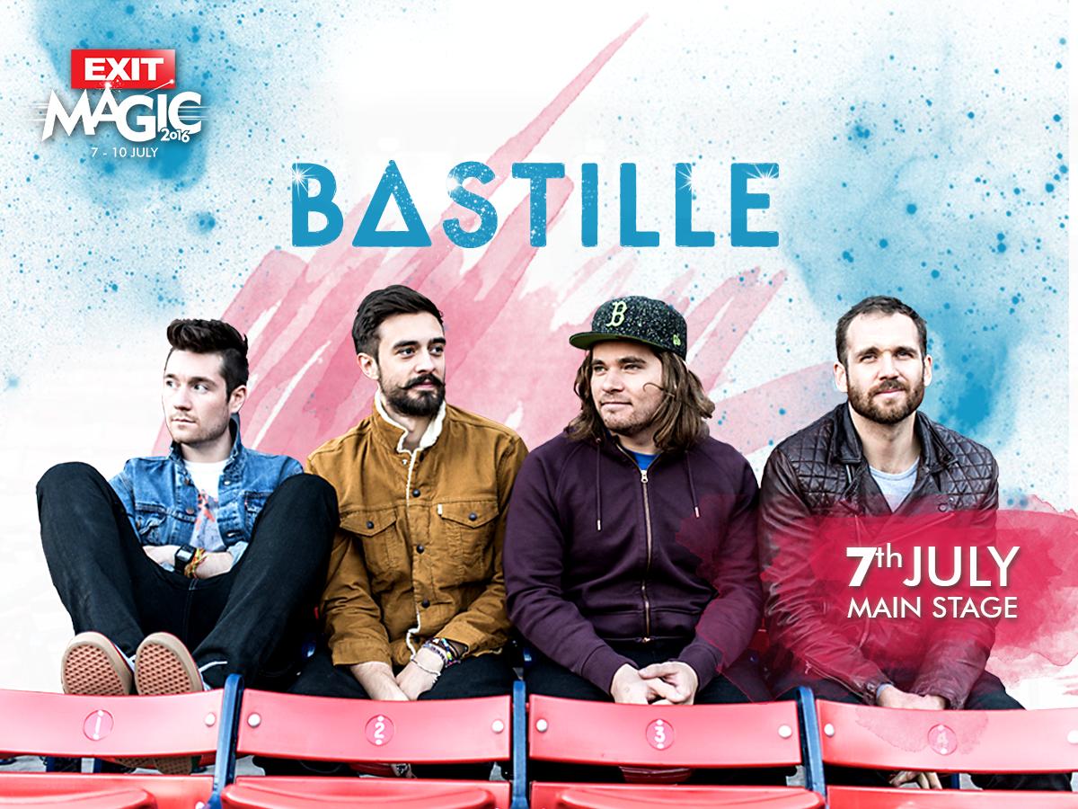 Бастил доаѓаат на Егзит 2016, Лост Фриквенсис на Си денс!