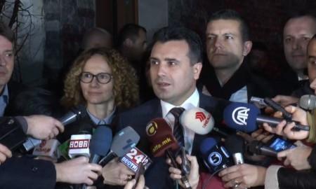 Заев: Избори се можни само со чист Избирачки список и регулација на медиумите