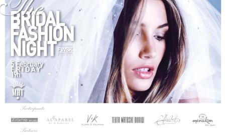 THE BRIDAL FASHION NIGHT: Уникатно целовечерно доживување за идните невести