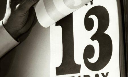 Суеверните луѓе се плашат од петок 13-ти