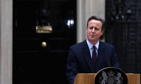 Камерон најави оставка по одлуката на Британците за Брегзит
