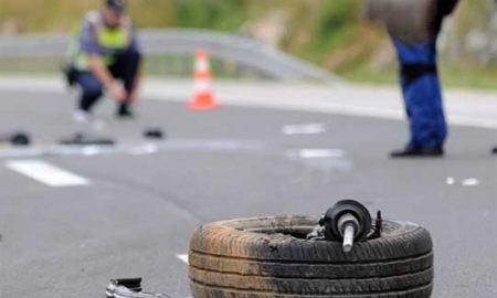 Едно лице загина во сообраќајка на локалниот пат Тетово-Требош