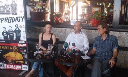 """Концерти на Ал Ди Меола и Д Продиџи викендов во рамки на фестивалот """"Охрид колинг"""""""