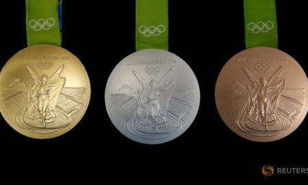 Олимпиското злато во Рио e направено од 99 проценти сребро?