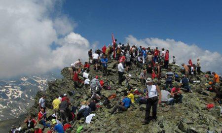Традиционало 25. искачување на Голем Кораб