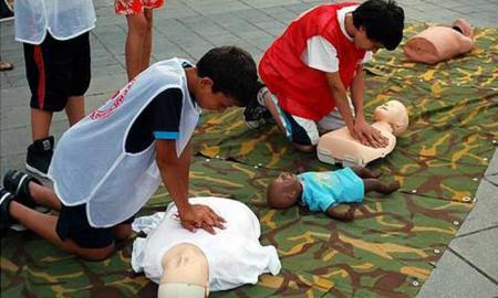 Црвен крст го одбележува Светскиот ден на првата помош