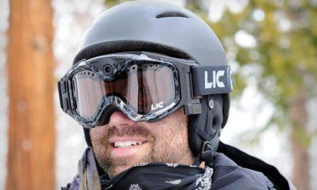 """""""Паметна"""" ски маска која штити од студ"""