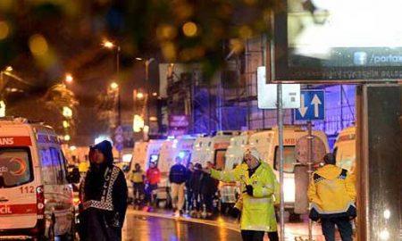 """ИД презеде одговорност за нападот во истанбулскиот ноќен клуб """"Реина"""""""