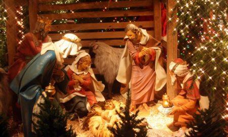 Божик - празник на христовото раѓање
