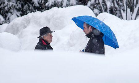 Најмногу снег и најстудено во Маврово - од утре разведрување со многу ниски температури