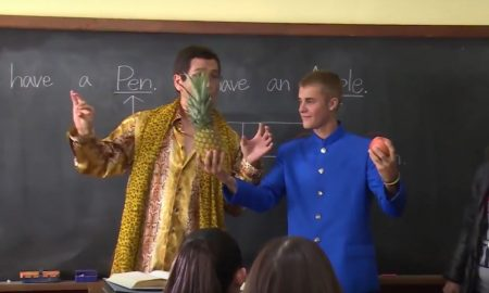 Џастин Бибер сними бизарна видео реклама (ВИДЕО)