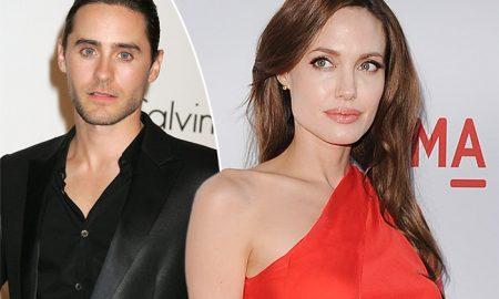 Анџелина Џоли е во врска со Џаред Лето