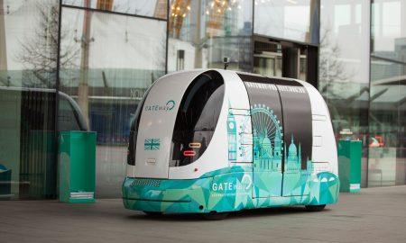 Жителите на Лондон добија можност да тестираат автобуси без возачи (ФОТО)