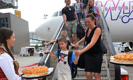Малта, Рим и Ваксјо, нови дестинации на Виз ер од скопскиот аеродром