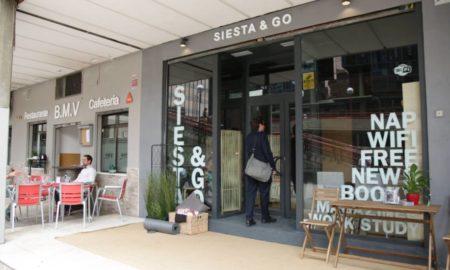 """Отворен првиот """"бар за дремка"""" во Шпанија"""