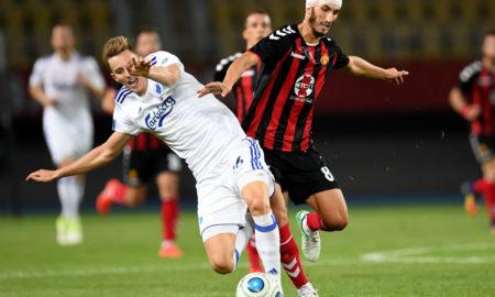 Вардар го совлада Копенхаген во првиот меч од Лигата на шампионите