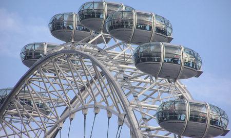 Збогум Лондонско око - Дубаи гради најголемо тркало во светот (ВИДЕО)