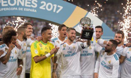 Шпанскиот Супер куп за Реал Мадрид